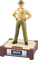 drill sergeant alarm clock