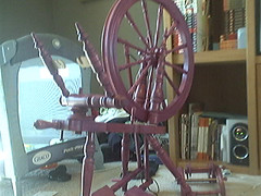 Wheel action
