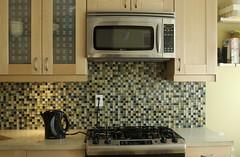 Backsplash (scottboms) Tags: raw cupboards canada home kitchen tiles backsplash design
