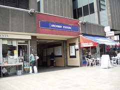 Picture of Archway Station