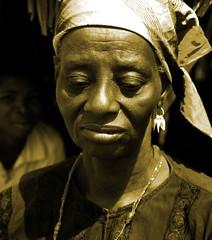 community elder (LindsayStark) Tags: africa travel portrait blackandwhite women war sierraleone conflict elders humanrights humanitarian displaced idpcamp refugeecamp idps idp humanitarianaid emergencyrelief idpcamps waraffected