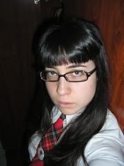 Another Nerd in the World (Albita.) Tags: nerd glasses lolita trendy moderna gafapasta blackrimmedglasses gafasdepasta