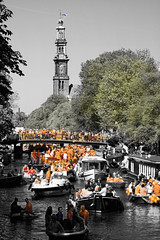 Queensday Amsterdam 2007 (siebe ) Tags: holland netherlands dutch amsterdam nederland x 2007 queensday koninginnedag hollandsiebe amsterdamstock hollandstock