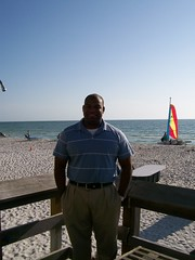 Jesse at Naples Beach