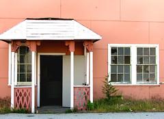 Broken Pink House