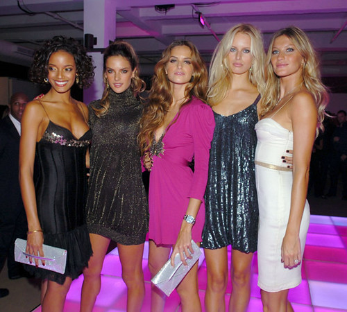 Victoria's Secret Angels 2006 by nicolleteramirez.