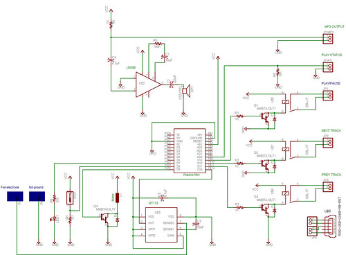 Dust Prototype 7 Schematic