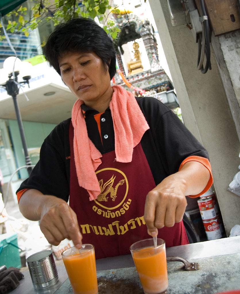 BangkokFood - random teh store