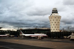 LaGuardia - old air control tower