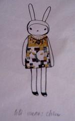 fifi wears chloe
