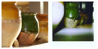 Pots Diptych
