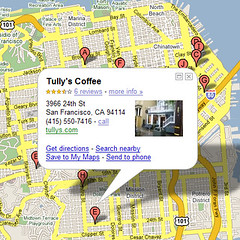 Calling Tully's from Google Maps! (1)