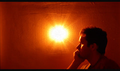 Incandescent Sun Spot - by jesse.millan