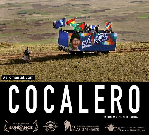 Cocalero documental de Evo Morales