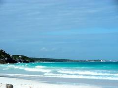 Playa de Tulum (Mxico) 2007 (plasti_LIS_na's face) Tags: blue sea sky beach water azul mxico clouds mexico mar sand agua ruins waves tulum playa arena ruinas cielo nubes caribbean rivieramaya olas mayas caribe quintanaroo mjico imperiomaya