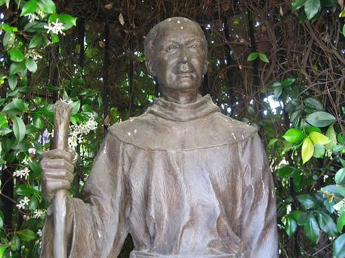 San Fernando Mission - Fray Junipero Serra