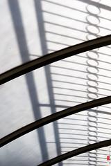 _-2 (BigRedTroll) Tags: abstract diagonal pattern shadow