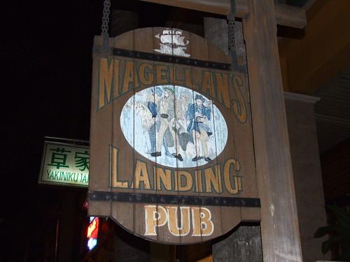 Magellan's Landing