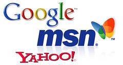 Google Yahoo Microsoft logo
