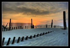 Saturday's Sunrise........ (Orbitaldebris) Tags: beach nature sunrise nc northcarolina outerbanks canonef1740mmf4lusm hdr obx outerbankstrip rsg canon30d supershot corova outstandingshots goldenphotographer rsgmeetup20070510