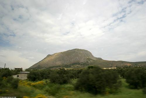 GR06 0054 Corinth Acropolis