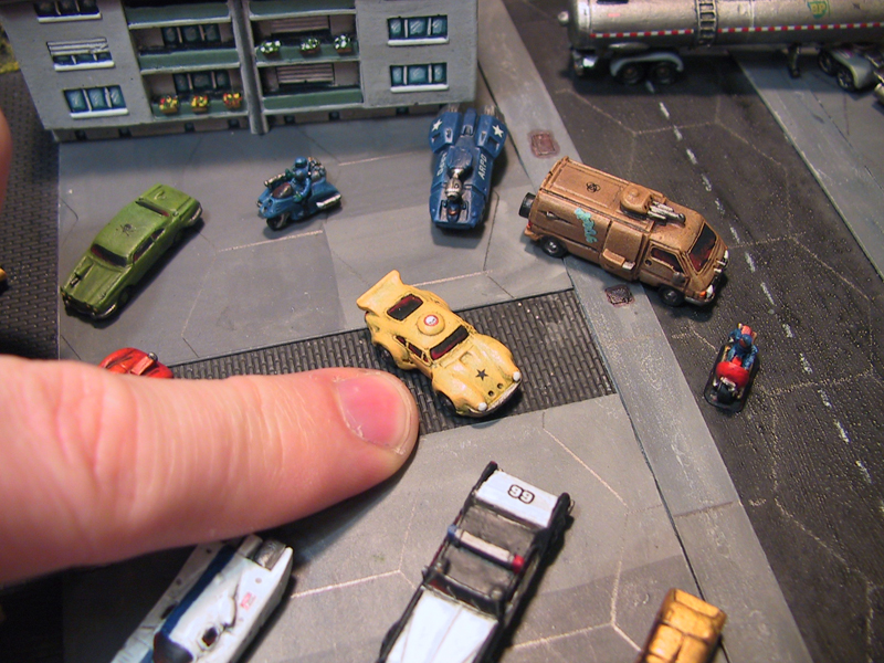 6mm Car Wars