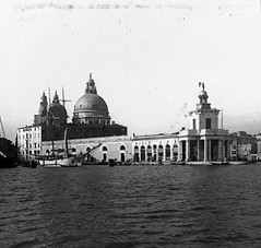 Venice, Italy - Dogana