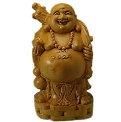 中國化的歡喜佛。亨利可能是歡喜佛輪迴轉世!
