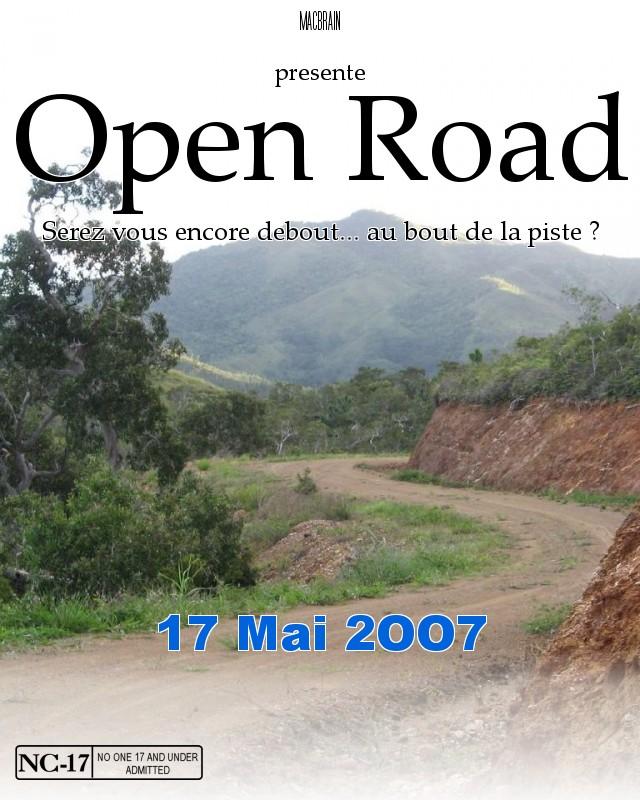 Open road (piste)