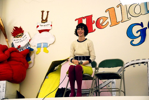 Miranda July at Modern Times