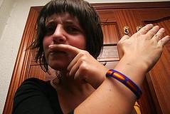 Los ltimos de la  nica (franciskete) Tags: calle unica