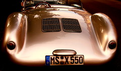 Porsche 550 Spyder - by smarcs1001