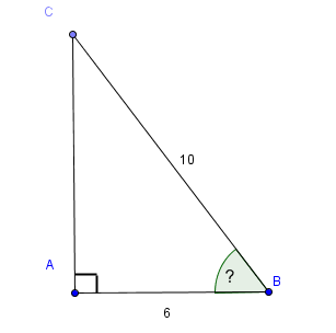 comment trouver les cote d un triangle rectangle