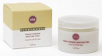 Papaya and Enzyme Mask and Peel Lip Balm - Sweet Vanilla
