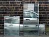 the car from the car (johanna) Tags: glass car bricks mememe