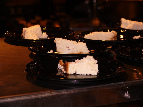 Barry's New York Deli Cheesecake