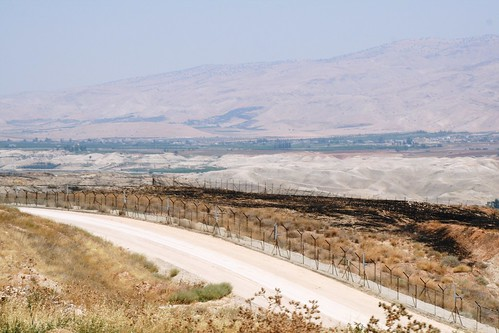 apartheid roads and barriers