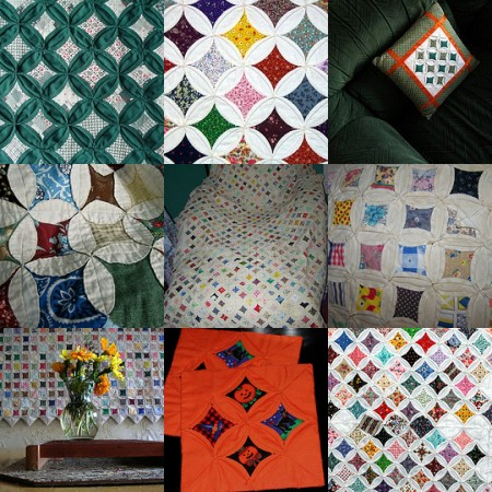 How to Make a Cathedral Window Quilt Square | eHow