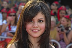 Selena Gomez (FrogMiller) Tags: people celebrity film beautiful beauty smile movie person pretty disneyland gorgeous famous event entertainment hollywood attractive celebrities premiere persons lovely piratesofthecaribbean redcarpet moviepremiere disneychannel piratespremiere atworldsend selenagomez