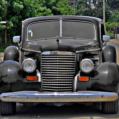 Cadilac 1940 - by Mercedes.. Life as I picture it