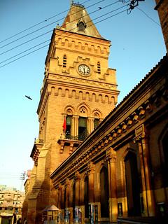Empress Market 1889  روشنیوں کا شہركراچى