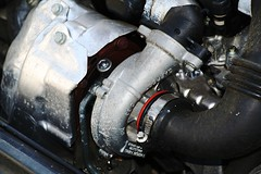 HDi FAP 110 1.6l Turbocharger