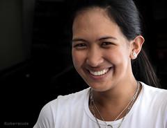 free photo (jobarracuda) Tags: beauty smile lumix filipino pinay filipina volunteer fz50 panasoniclumix supershot dmcfz50 filipinabeauty aplusphoto jobarracuda