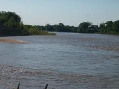 2007 05 17 kaw (28) (Kaw Valley Heritage Alliance) Tags: river lawrencekansas kansasriver kawvalley