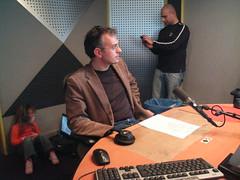 RFI - atelier / Second Life, Natacha Salomon et Fred Cavazza (Philippe Couve)
