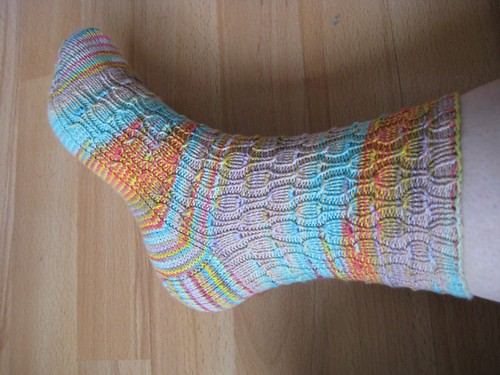First Brighton Sock finished