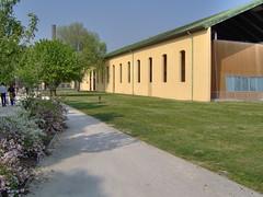 Centro congressi, parco Eridania.