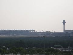 57.從Sepang賽場遠眺吉隆坡國際機場