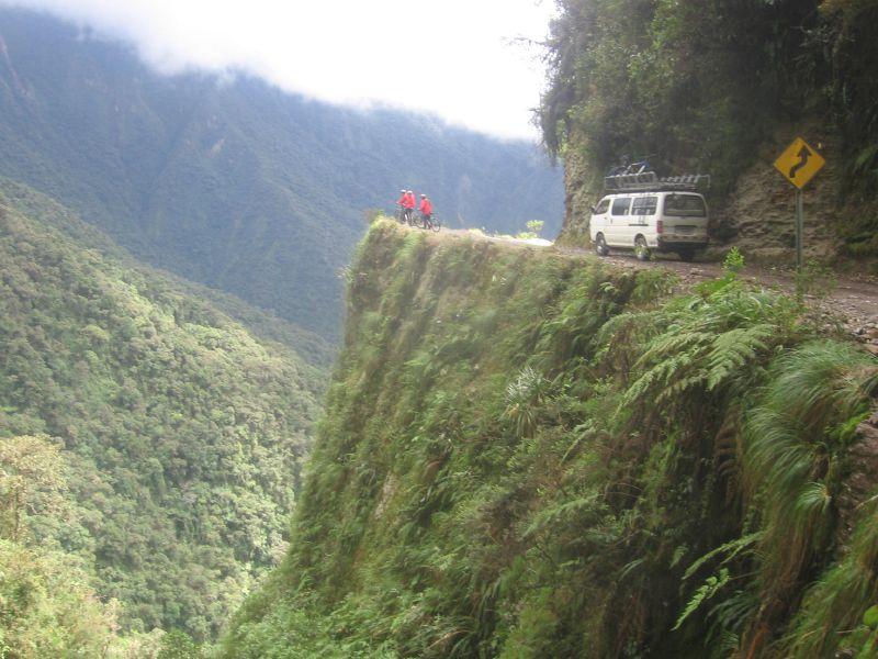 Bolivia: El camino de la muerte