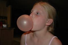 Bubbles 04 (debbyk) Tags: athome bubblegum emilee inyokern